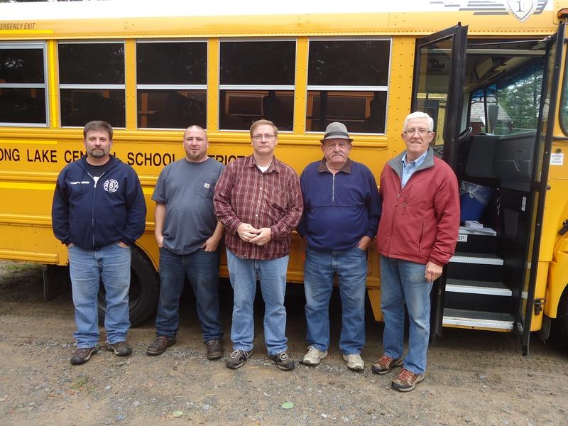 LLCS bus drivers